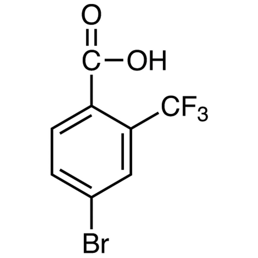 4-Bromo-2-(trifluoromethyl)benzoic Acid