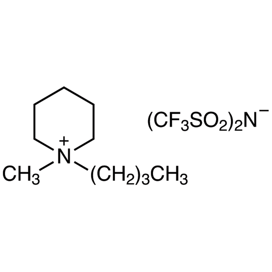1-Butyl-1-methylpiperidinium Bis(trifluoromethanesulfonyl)imide