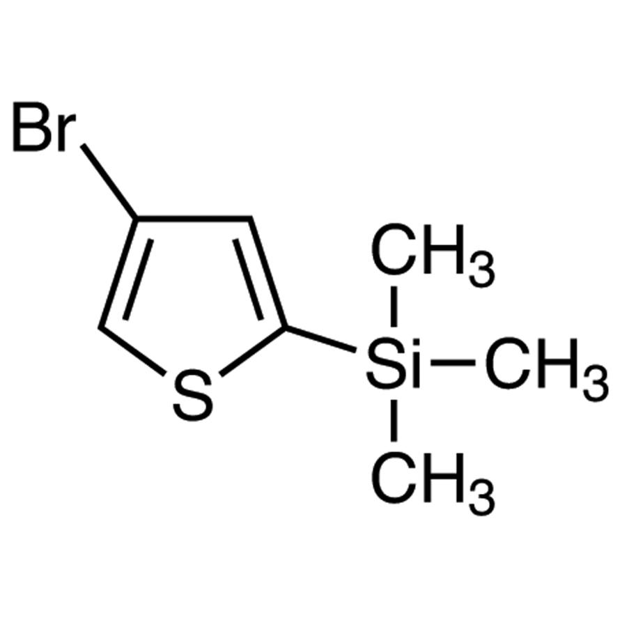 4-Bromo-2-(trimethylsilyl)thiophene