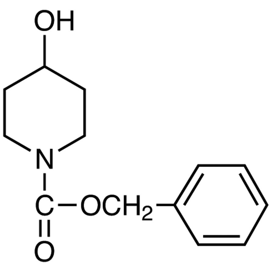 Benzyl 4-Hydroxy-1-piperidinecarboxylate