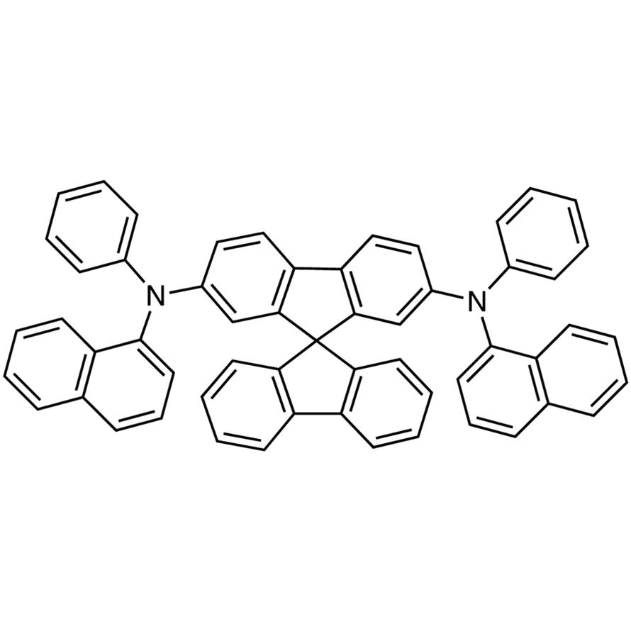 2,7-Bis[N-(1-naphthyl)anilino]-9,9'-spirobi[9H-fluorene]
