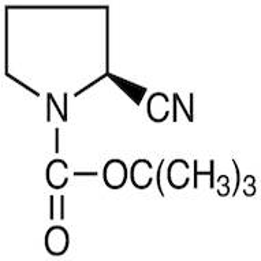 (S)-1-(tert-Butoxycarbonyl)-2-cyanopyrrolidine