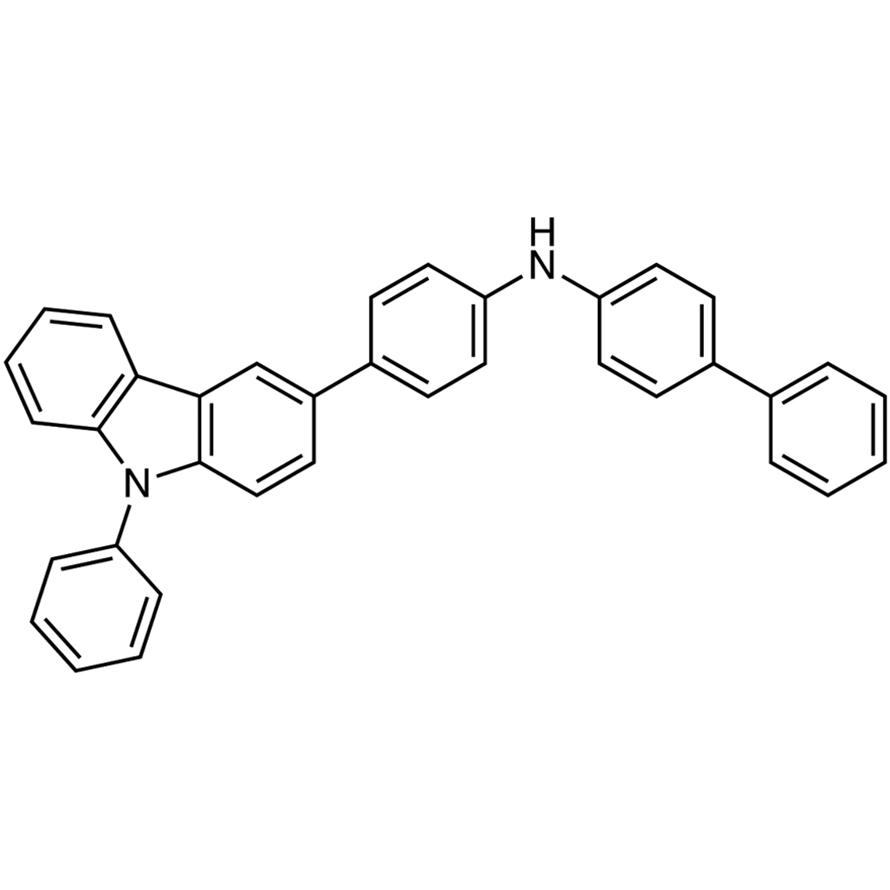 3-[4-(4-Biphenylylamino)phenyl]-9-phenylcarbazole