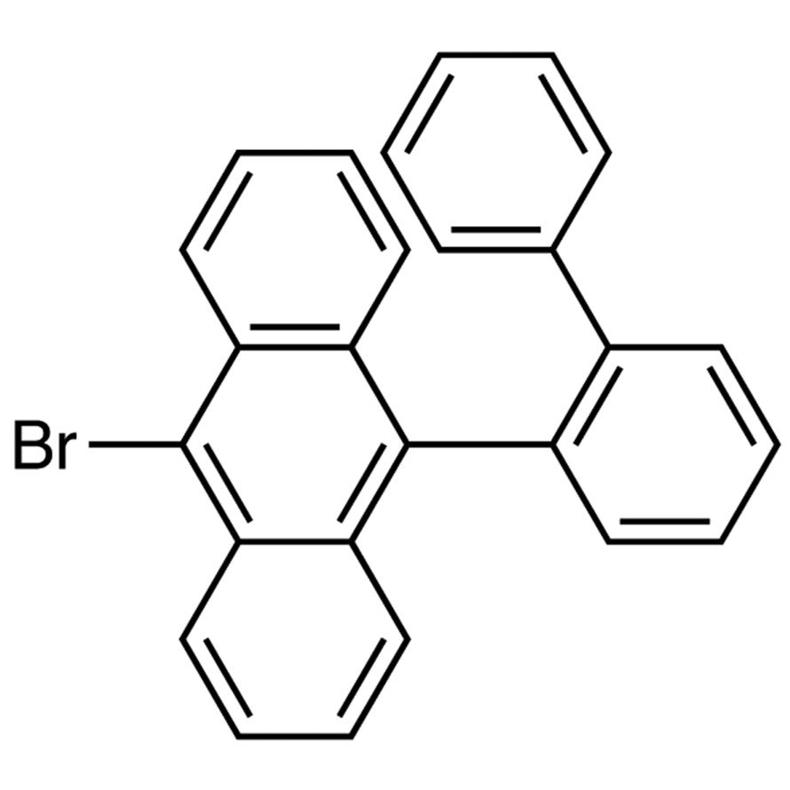9-(2-Biphenylyl)-10-bromoanthracene