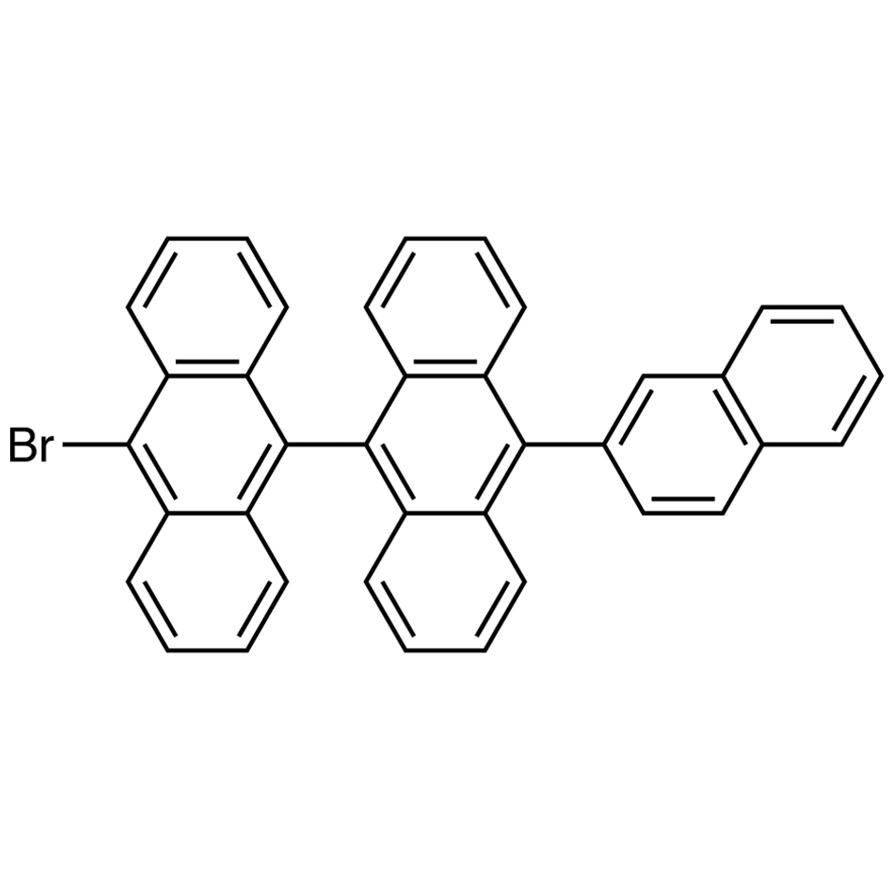 10-Bromo-10'-(2-naphthyl)-9,9'-bianthracene