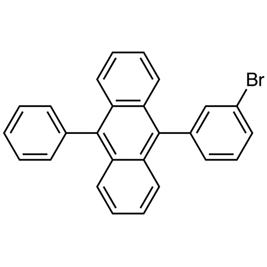 9-(3-Bromophenyl)-10-phenylanthracene