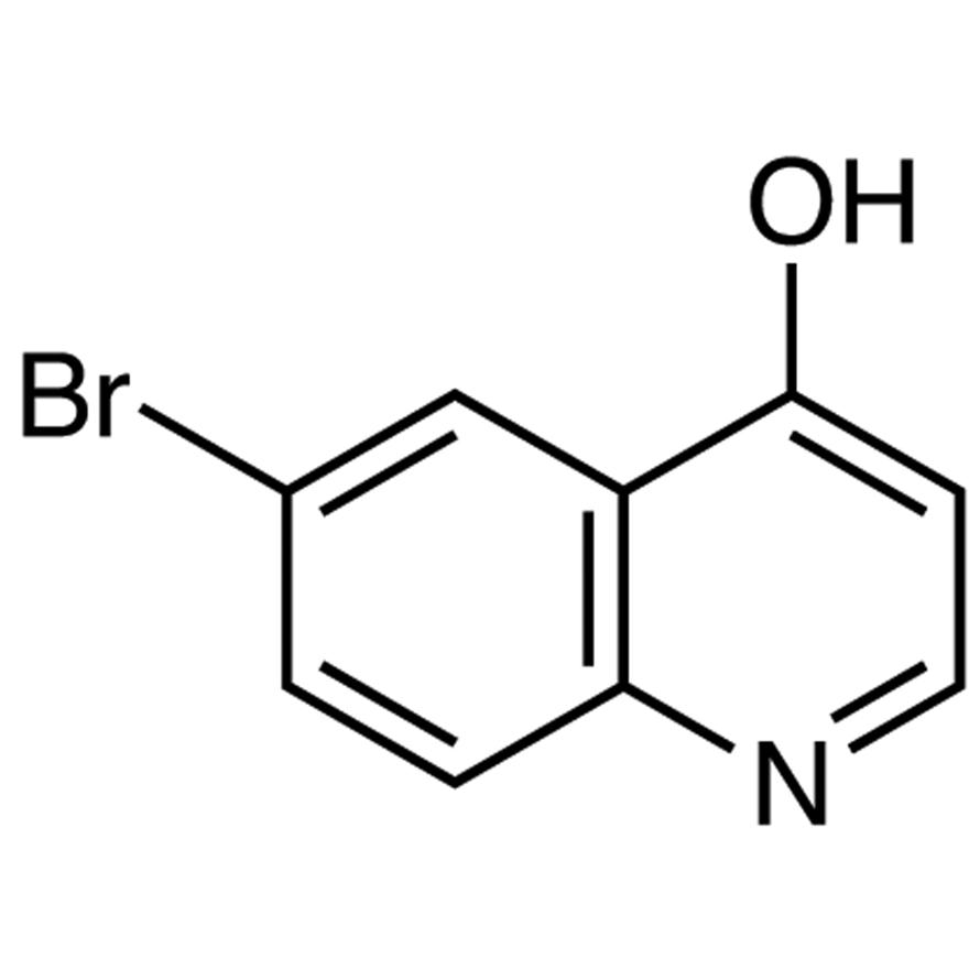 6-Bromo-4-hydroxyquinoline