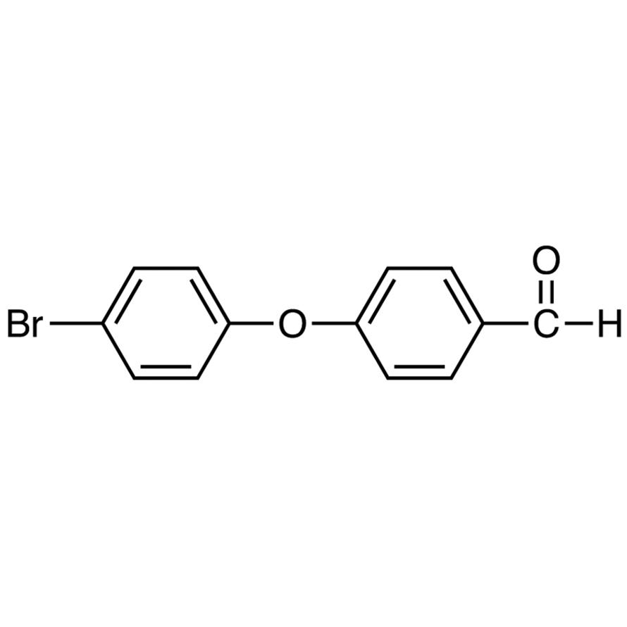 4-(4-Bromophenoxy)benzaldehyde