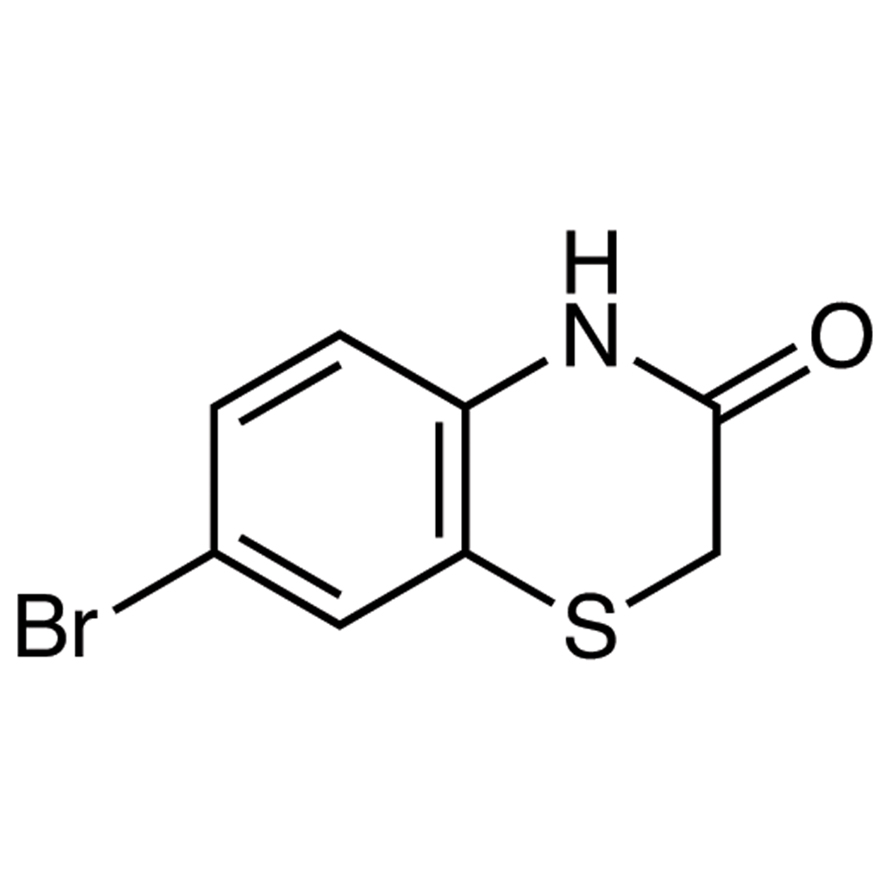 7-Bromo-2H-1,4-benzothiazin-3(4H)-one