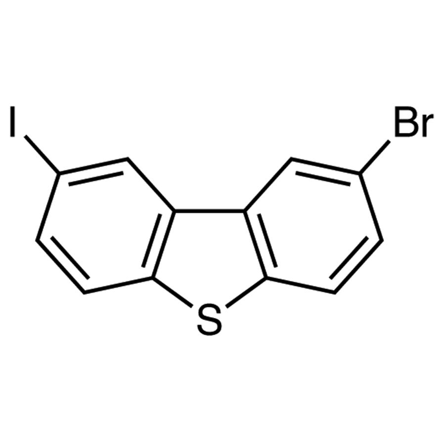 2-Bromo-8-iododibenzothiophene