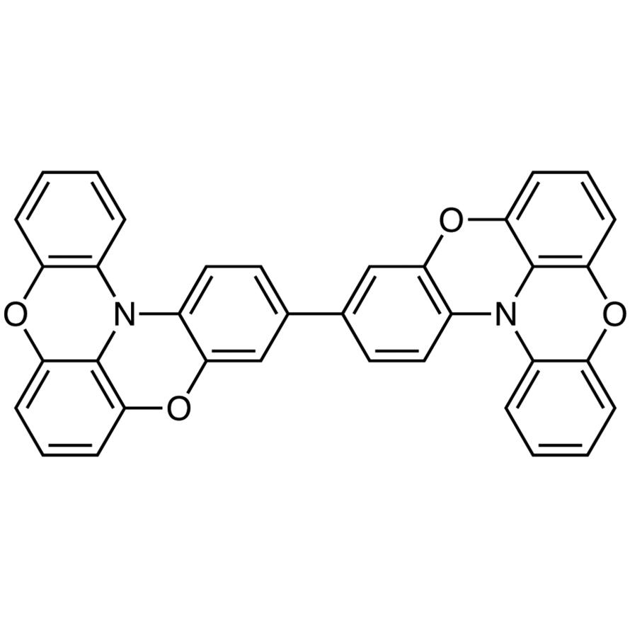 3,3'-Bi[1,4]benzoxazino[2,3,4-kl]phenoxazine