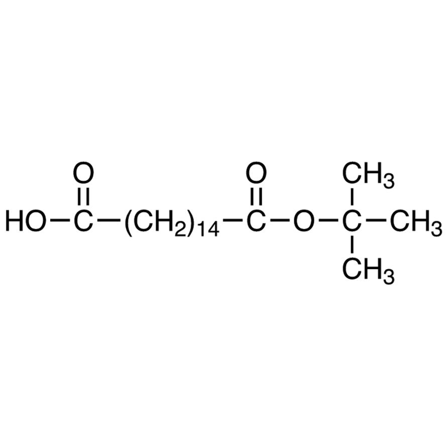 tert-Butyl Hydrogen Hexadecanedioate