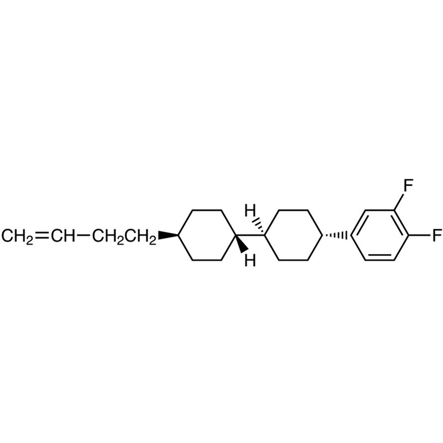 trans,trans-4'-(3-Butenyl)-4-(3,4-difluorophenyl)bicyclohexyl