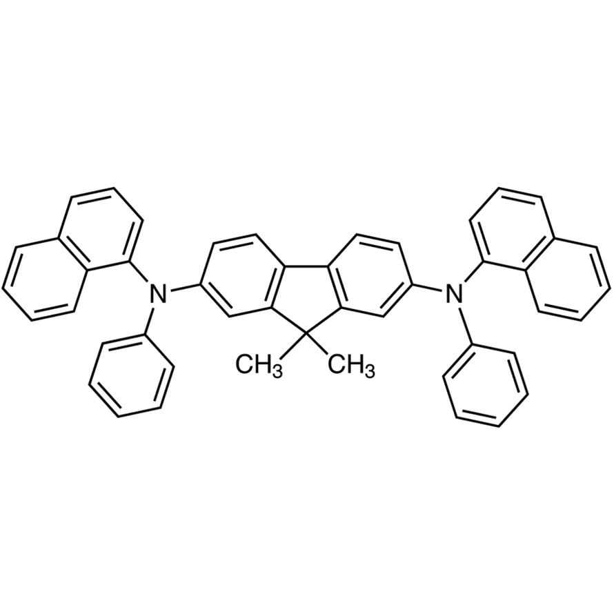 2,7-Bis[N-(1-naphthyl)anilino]-9,9-dimethylfluorene