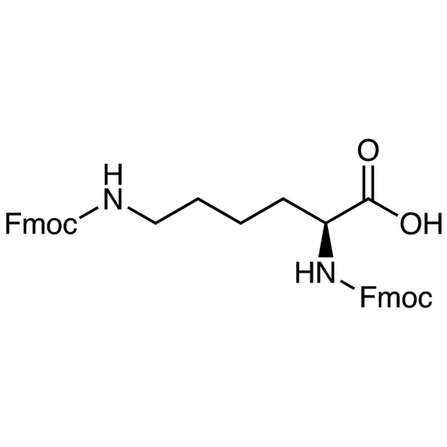 N,N-Bis[(9H-fluoren-9-ylmethoxy)carbonyl]-L-lysine