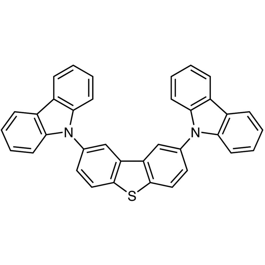 2,8-Bis(9H-carbazol-9-yl)dibenzothiophene
