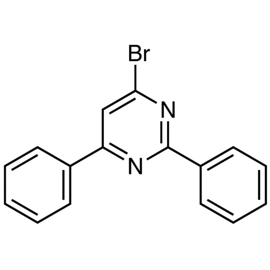 4-Bromo-2,6-diphenylpyrimidine
