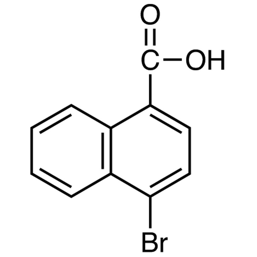 4-Bromo-1-naphthoic Acid
