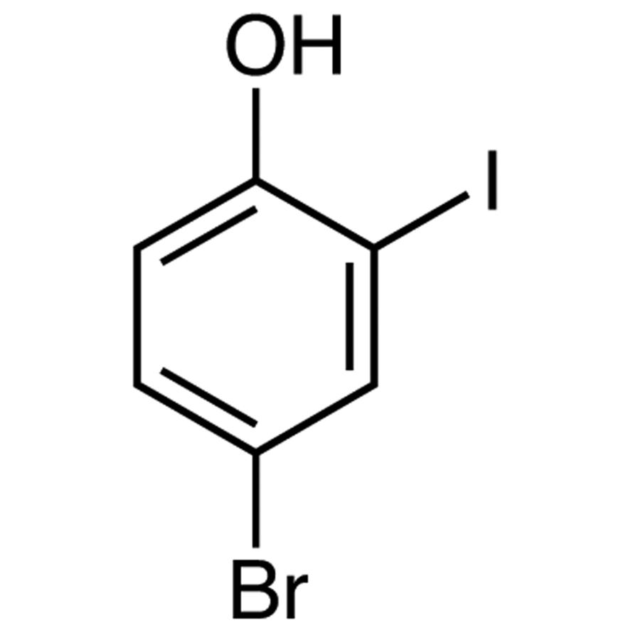 4-Bromo-2-iodophenol