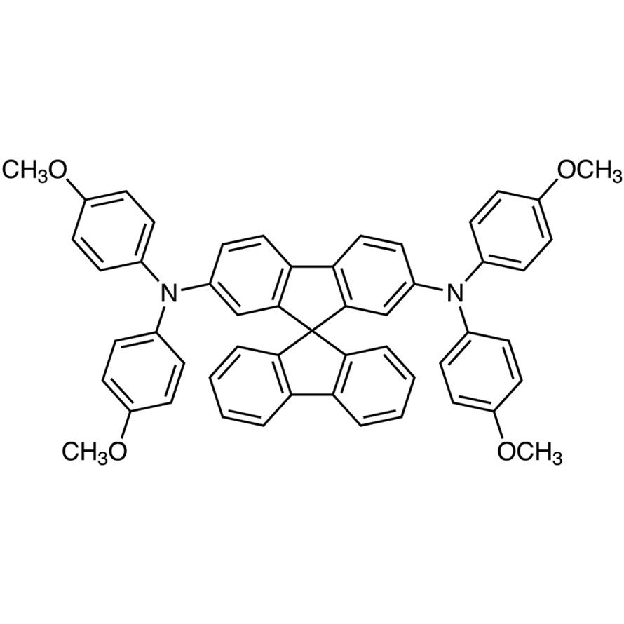2,7-Bis[N,N-bis(4-methoxyphenyl)amino]-9,9-spirobi[9H-fluorene]