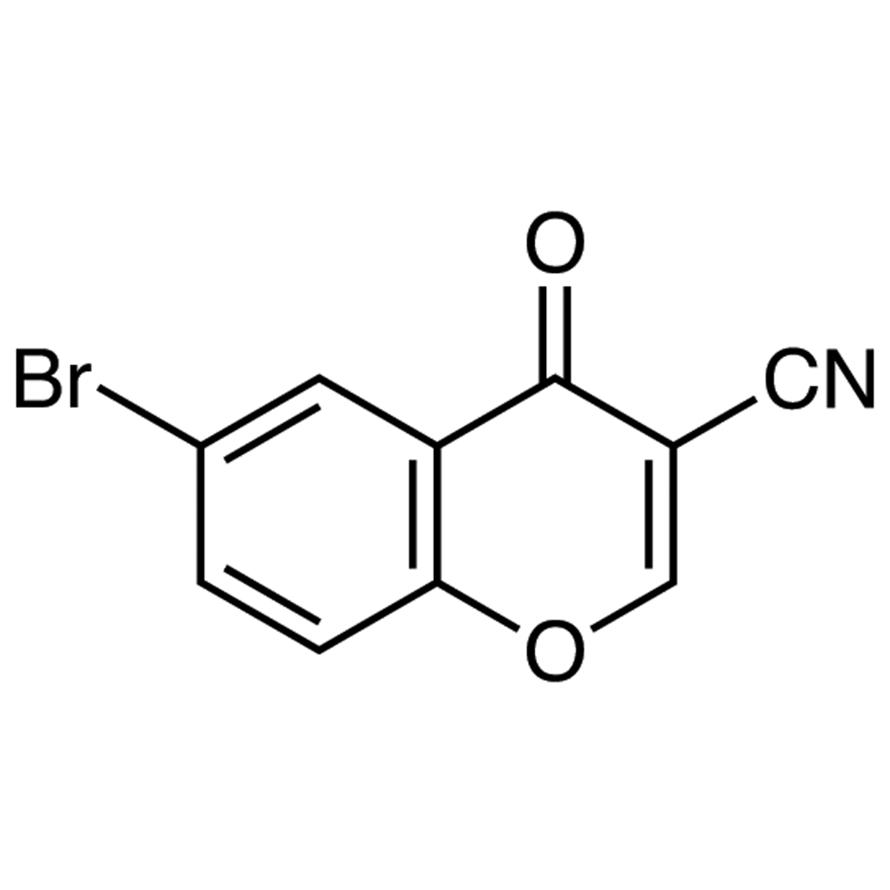 6-Bromochromone-3-carbonitrile
