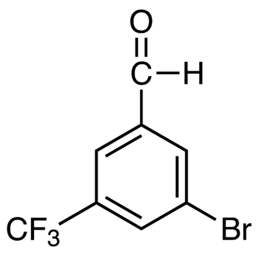 3-Bromo-5-(trifluoromethyl)benzaldehyde