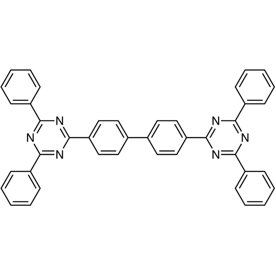 4,4'-Bis(4,6-diphenyl-1,3,5-triazin-2-yl)biphenyl