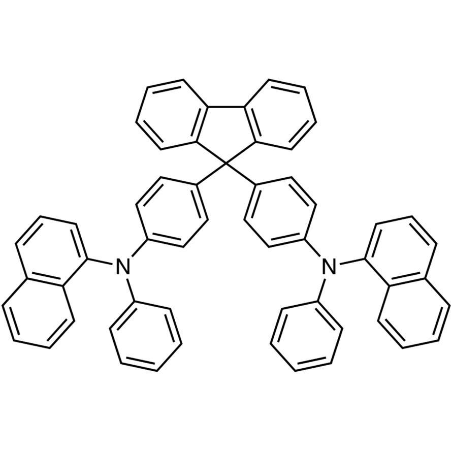 9,9-Bis[4-[N-(1-naphthyl)anilino]phenyl]fluorene