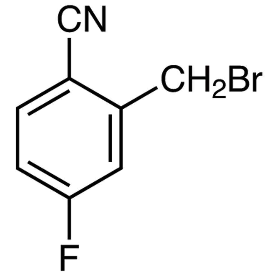 2-(Bromomethyl)-4-fluorobenzonitrile