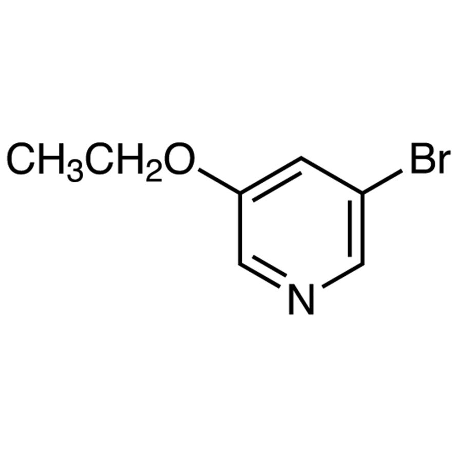 3-Bromo-5-ethoxypyridine