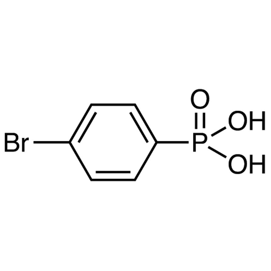 (4-Bromophenyl)phosphonic Acid