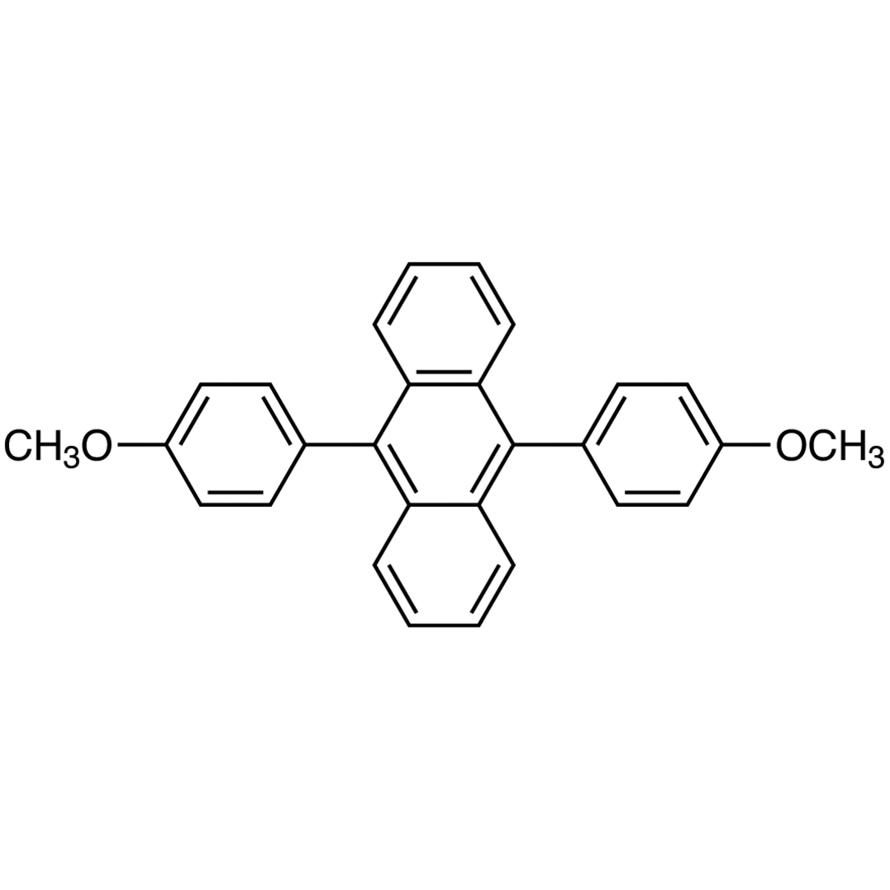 9,10-Bis(4-methoxyphenyl)anthracene