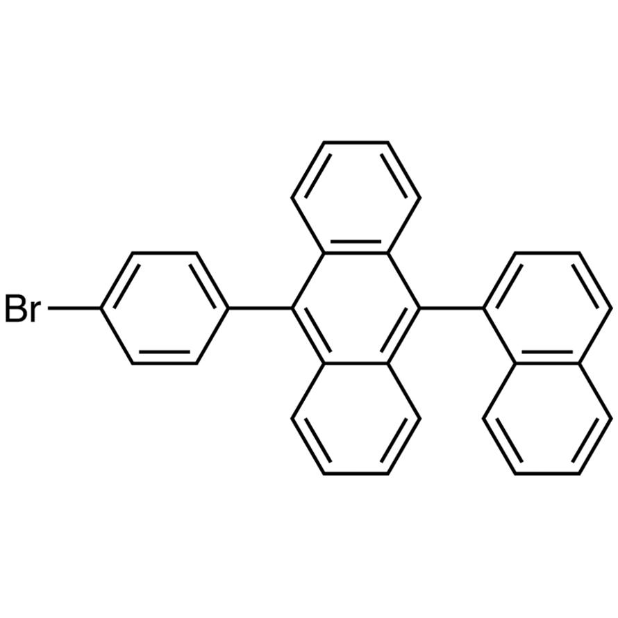 9-(4-Bromophenyl)-10-(1-naphthyl)anthracene