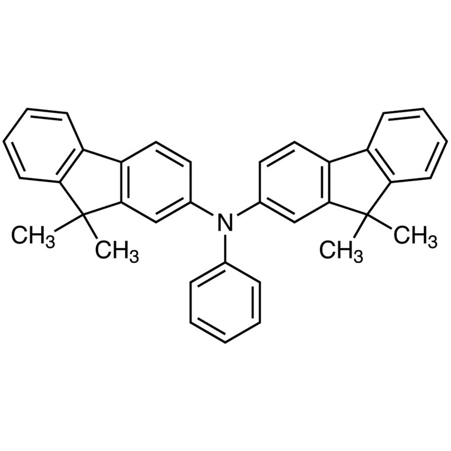 N,N-Bis(9,9-dimethyl-9H-fluoren-2-yl)aniline