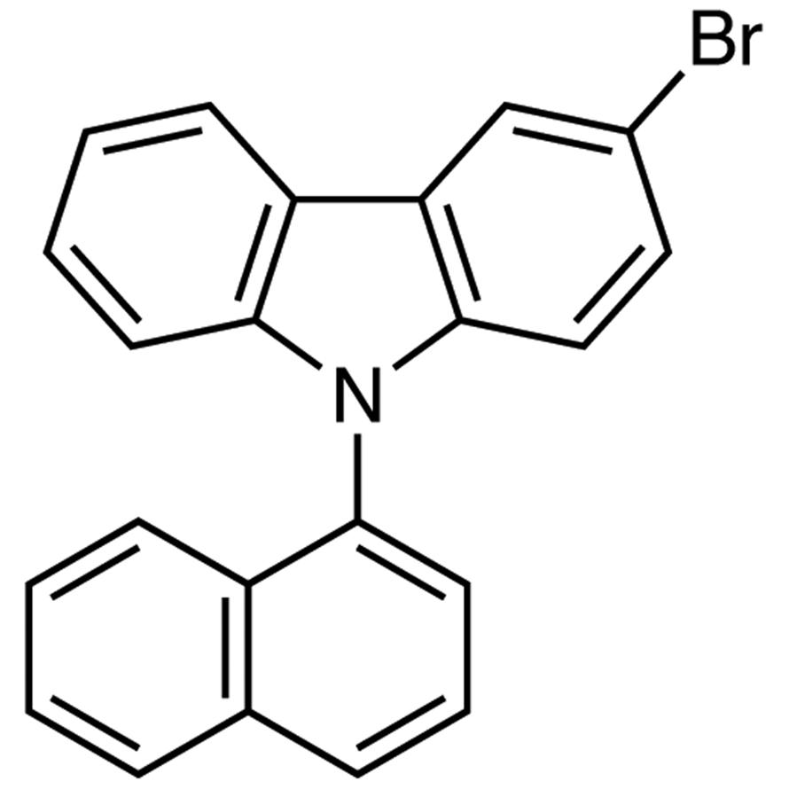 3-Bromo-9-(1-naphthyl)-9H-carbazole