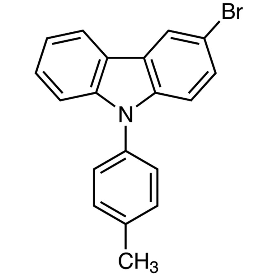 3-Bromo-9-(p-tolyl)-9H-carbazole