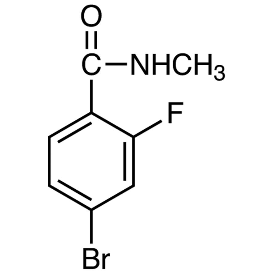 4-Bromo-2-fluoro-N-methylbenzamide