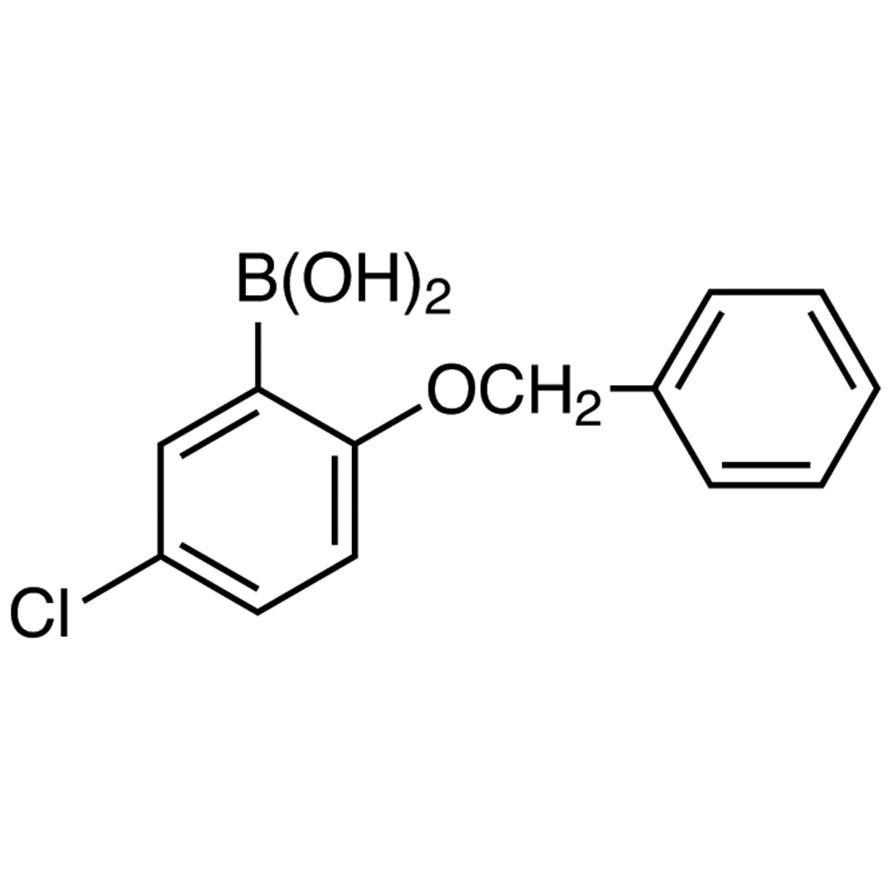 2-Benzyloxy-5-chlorophenylboronic Acid (contains varying amounts of Anhydride)