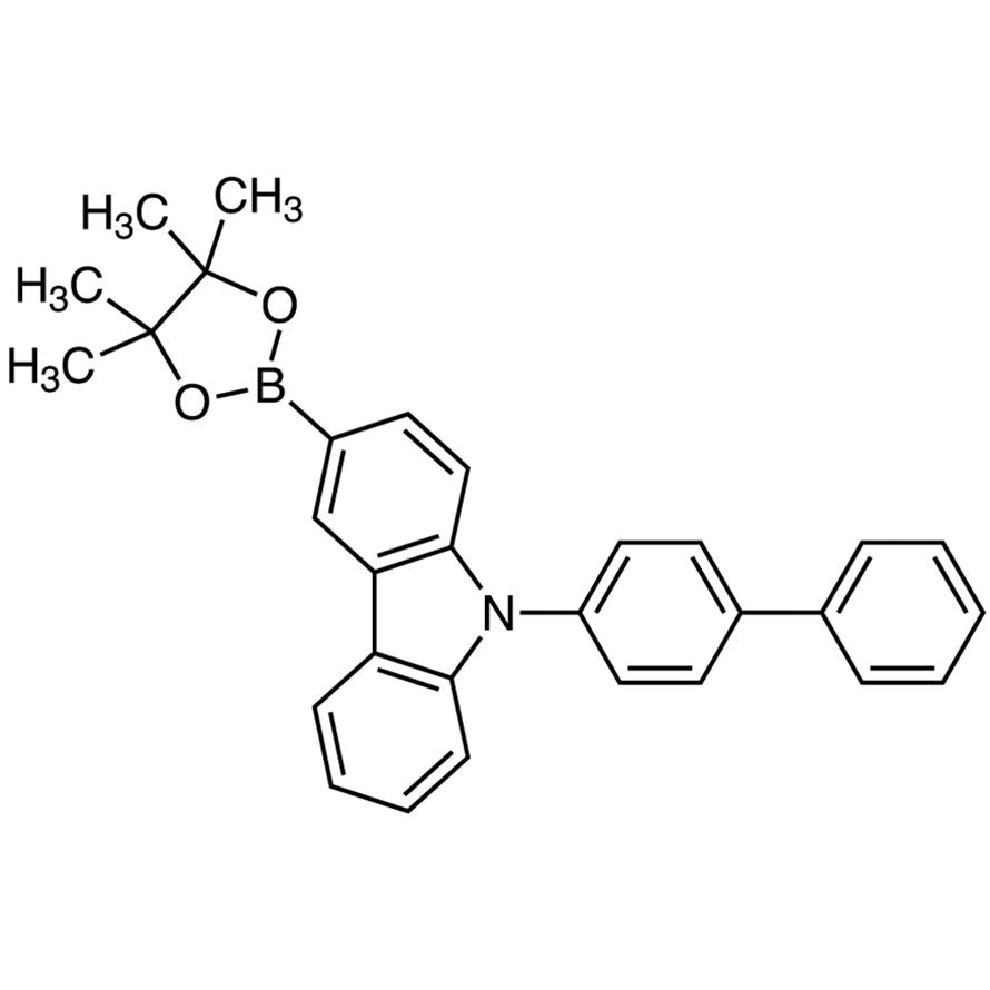 9-([1,1'-Biphenyl]-4-yl)-3-(4,4,5,5-tetramethyl-1,3,2-dioxaborolan-2-yl)-9H-carbazole