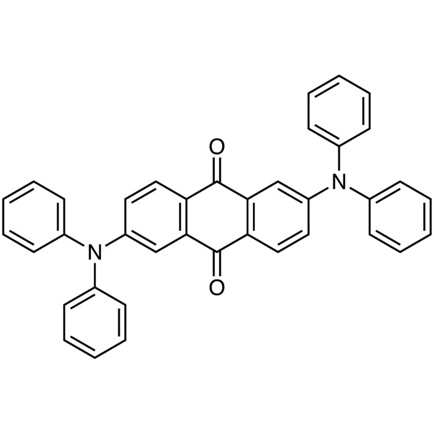 2,6-Bis(diphenylamino)anthraquinone