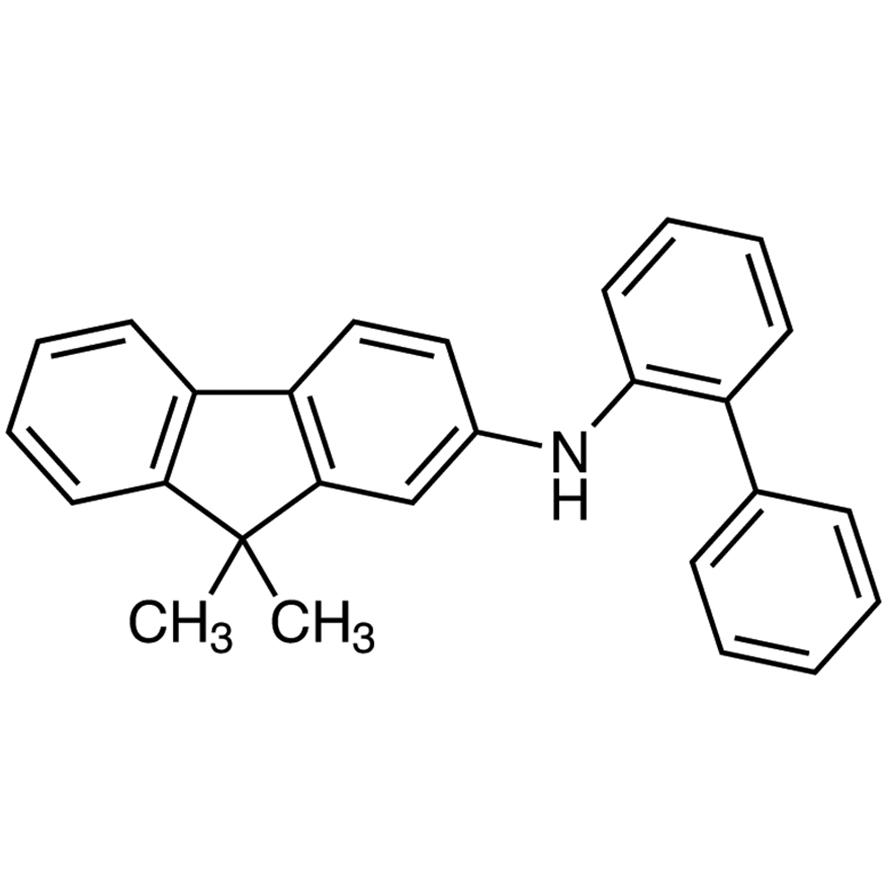 2-(2-Biphenylyl)amino-9,9-dimethylfluorene