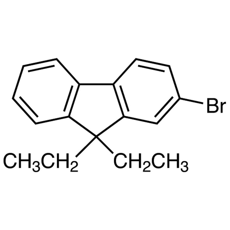 2-Bromo-9,9-diethylfluorene