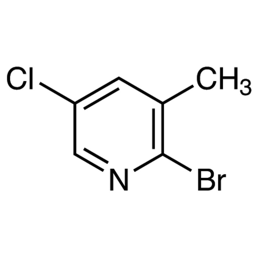2-Bromo-5-chloro-3-methylpyridine