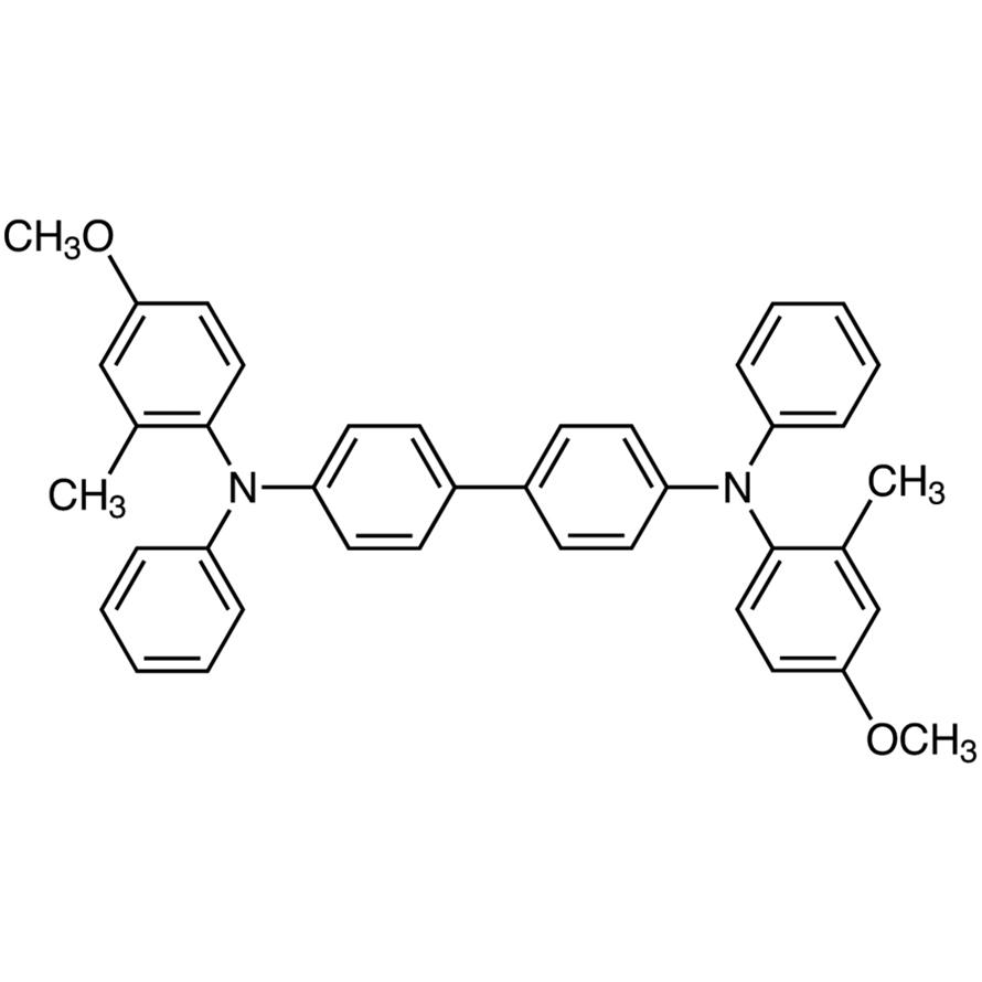 N,N'-Bis(4-methoxy-2-methylphenyl)-N,N'-diphenylbenzidine (purified by sublimation)