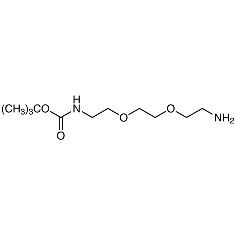 N-(tert-Butoxycarbonyl)-2,2'-(ethylenedioxy)diethylamine