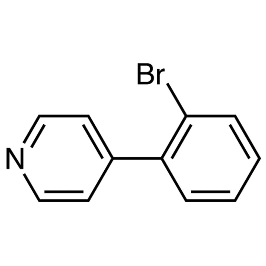 4-(2-Bromophenyl)pyridine