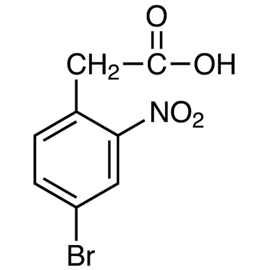 4-Bromo-2-nitrophenylacetic Acid