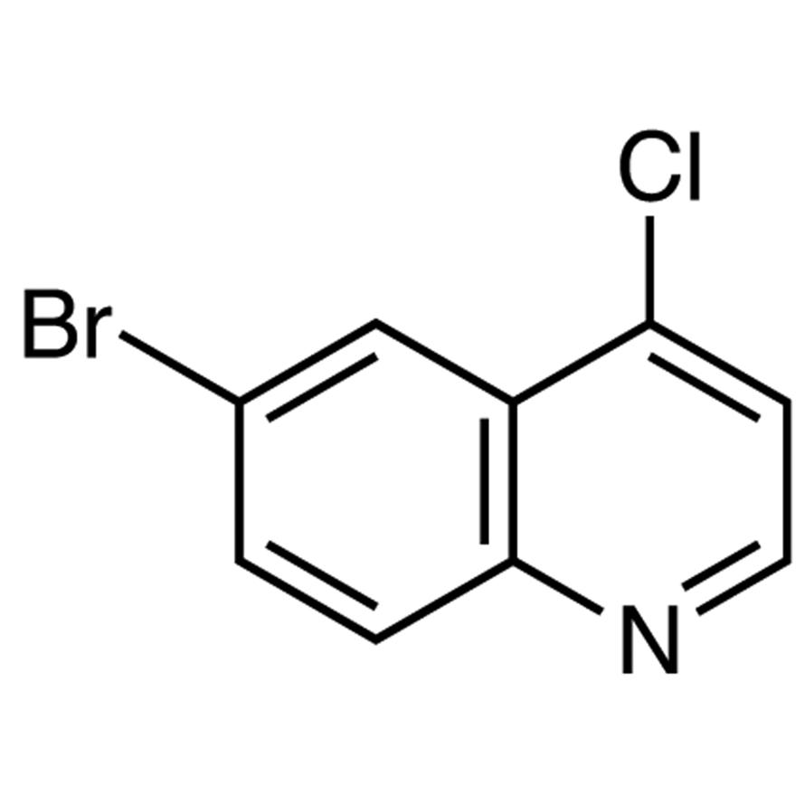 6-Bromo-4-chloroquinoline