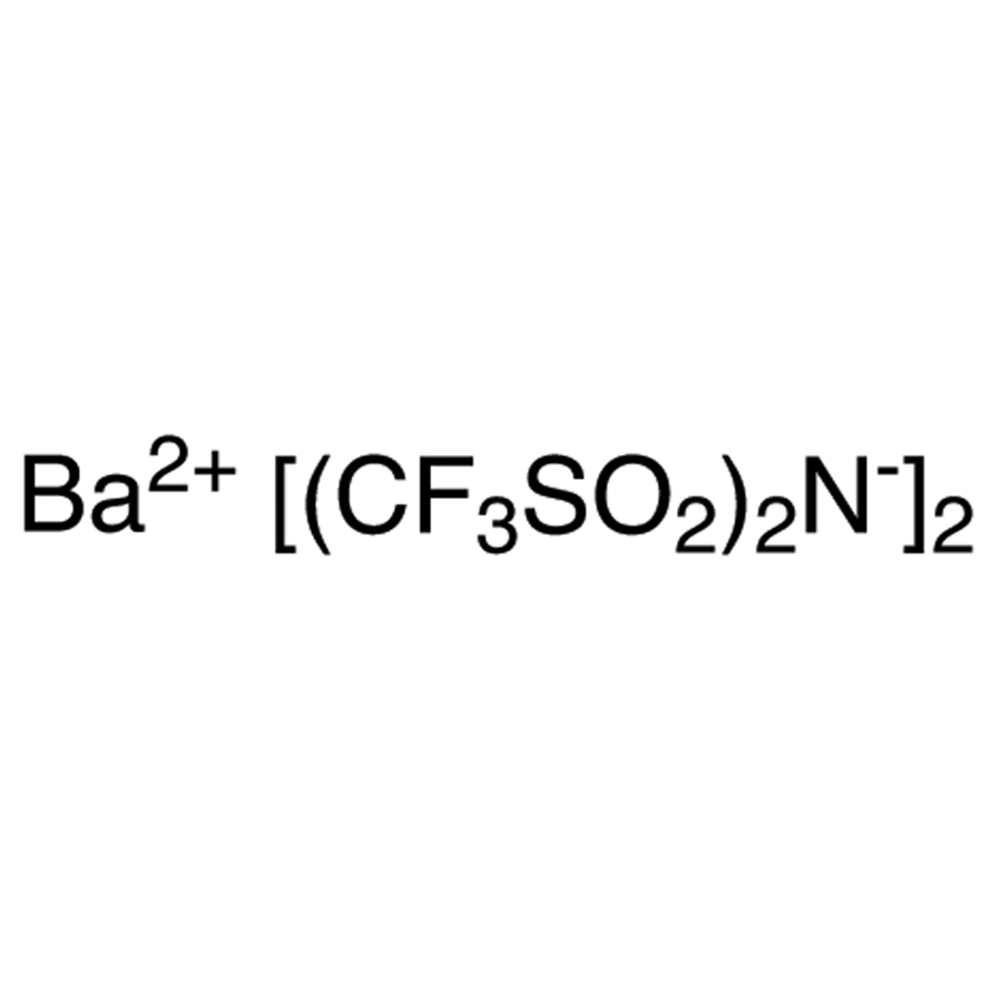 Barium(II) Bis(trifluoromethanesulfonyl)imide