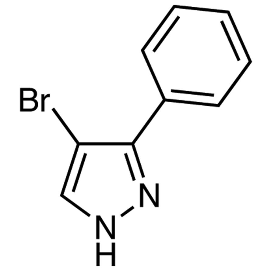 4-Bromo-3-phenylpyrazole
